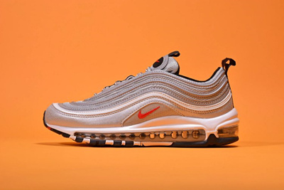 MSG BEFORE U BUY Nike Air Max 97 Silver Bullet Size or 3m