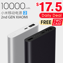 🌟 LOWEST PRICE 🌟 100% Authentic Xiaomi🌟10000mAh / 20000mAh🌟Big Capacity Powerbank Fast Charger