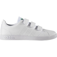 Adidas adidas NEO VALCLEAN 2 CMF AW 5210 [Color] Running White × Running White × Green [Size] 275