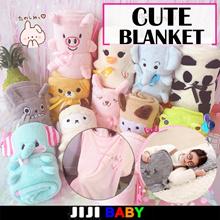 ★Baby / Adult Blanket★ /Kids/Swaddle/blanket/Cute Blanket Cartoon Blanket 100X80CM
