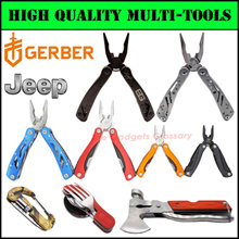 ★SG FREE SHIPPING★ Multi-Tool Plier Screw Driver Knife Saw Bottle Can Opener Hammer Axe Flashlight