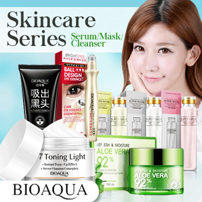 BIOAQUA Skincare Series Deals for only Rp80.000 instead of Rp80.000