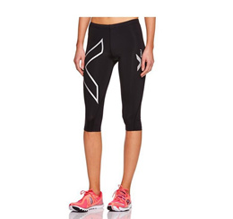 2XU women and men Compression Sweatpants Bodybuilding High Elastic joggers compression trousers for