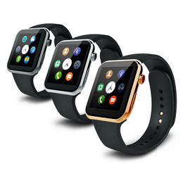 Smartwatch A9 Bluetooth Smart watch for Apple iPhone  Samsung Android Phone