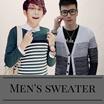 2016 Men sweater / Fashion Cardigan / Knitted wool sweater / Bottoming Knitwear / Korea style sweater / Coat / Jacket