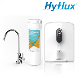 Hyflux Nano-1 Integrated H20 System  DEW Water Dispenser D800