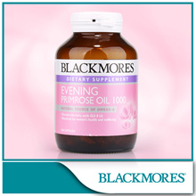 [BLACKMORES official e-store] Evening Primrose Oil 1000mg 100caps x 3 BOTTLES