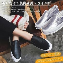 韩版乐福鞋 / 一脚蹬  / 懒人鞋 / 厚底 / 休闲鞋 /  小白鞋