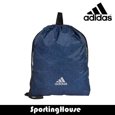 Adidas Run Gym Bag CY6089 ~ 37x47cm ~ Drawcord closure with carry handle