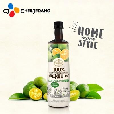 05. Fruit Vinegar for drink_Calamansi