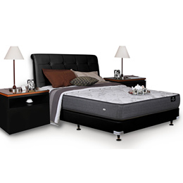1 set spring bed airland new eco uk 160x200