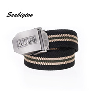 dd8c124e4f5 store Seabigtoo 511 tactical Canvas Belts for men women Military Style Wild  Canvas Belts Men s