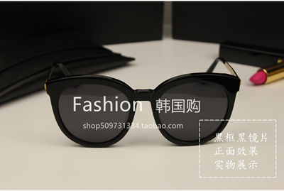 ca1e96cf4ccd Gentle Monster sunglasses, GM sunglasses, V brand, Fan Bingbing and  LOVESOME TALE