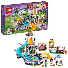 [iroiro]레고 (LEGO) 후렌즈 두근두근 워터 파크 41313