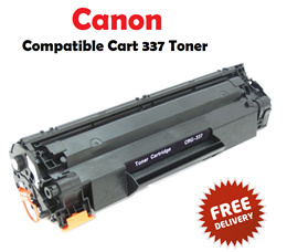 Canon Compatible Cart-337! For Used in MF211 / MF212w / MF215  MF217w / MF221d / MF226dn / MF229dw