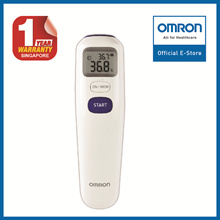 Omron Forehead Thermometer MC-720 [1 Year Local Warranty]