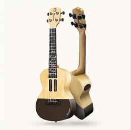 Populele Smart Ukulele Little guitar APP song library Musical instruments study