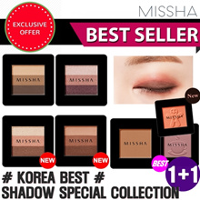 ★MISSHA★1+1★ TRIPLE SHADOW 16 SHADES+BEST SINGLE SHADOW★NEW COLOR ADDED★K-POP GIRL GROUP st. EYE MU