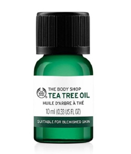 [THE BODY SHOP] TEA TREE OIL suitable for blemished skin pimple acne spot lotion