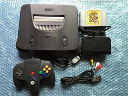 N64 Original Game Console Nintendo Day Edition N64 Console TV Game Console Nintendo64