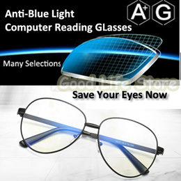 👓Anti Blue Light Glasses/ Sun Block / Computer Reader / Gaming /  Radiation Protection / UV / Gift