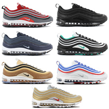 [NIKE] Nike Air Max 97 OG QS Mens Sneakers LIMITED EDITION Series (20 Colours)