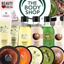 The Body Shop Collection - Fresh Stocks 2017 MFG