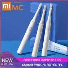 Xiaomi Mijia T100 Sonic Electric Toothbrush Adult Waterproof Ultrasonic Automatic Toothbrush USB Rec