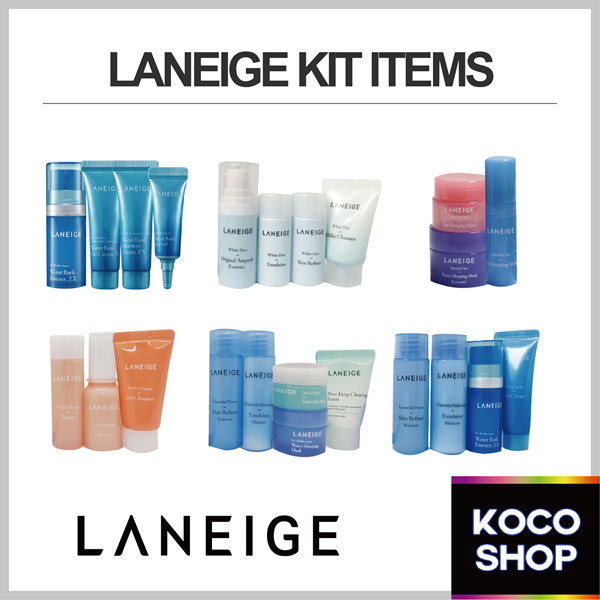 ?LANEIGE x Sulwhasoo MINI size?Never Before Price?CART COUPON APPLICABLE? Deals for only S$50 instead of S$0