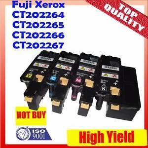 [Fuji Xerox]Fuji Xerox CT202264 CT202265 CT202266 CT202267 Compatible Toners