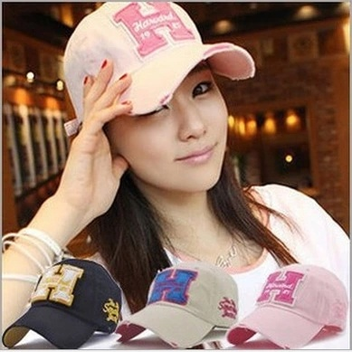 Gorras Rushed Adult Unisex One Size Casual 2016 Han Edition Fashionable Cotton Baseball Cap Ms Hat