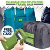 [PROMO BUNDLING] Foldable Multifunction Travel Bag + PASPORT CASE /  Tas Travel Lipat Multifungsi 2 TYPE (B) DAN (A) / FREE SHIPPING JABODETABEK