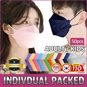 ⭐KOREAN MASK⭐ Individual pack mask/Surgical Mask/Surgery Mask 3ply/Adult Mask/Kids Maks