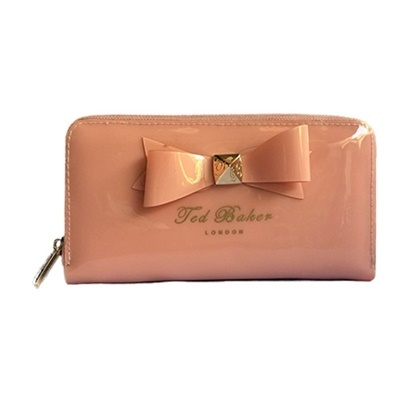 Purse - Rosamm Bow Pink