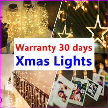★Warranty 30 days (Buy 1 Free 1) ★ 2017 Xmas Lights ★ - Christmas tree Led Fairy Light