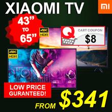 2019 Model XIAOMI SMART TV SET 43 50 55 65
