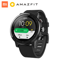 Xiaomi HUAMI AMAZFIT Strato Sports Watch 2 Bluetooth GPS  512MB / 4GB  5ATM Waterproof  English