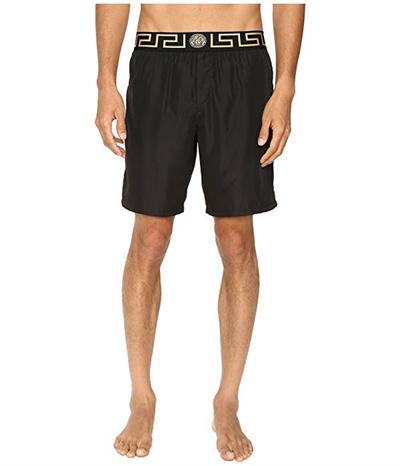 0b44abfb3ecb Qoo10 - Versace Iconic Nylon Swim Short   Men s Apparel