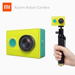New 2015 100% Original Xiaomi Yi Sport camera 16MP 4608X3456 1920x1080 WIFI Bluetooth4.0 For Samsung Galaxy Note 4 3 S4 5 6 Xiao mi LG G3 Android System