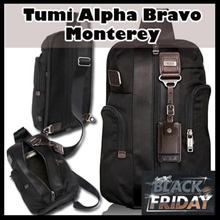 [BLACK FRIDAY PROMOTION]Tumi Alpha Bravo Monterey 22318 Sling Bag