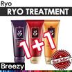 BREEZY ★ 1+1 ★ [Ryo] Korean No.1 Hair Care Brand [RYO] Treatment / Jasaenghwacho / Vitalizing / Gloss Moisturizing /