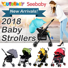 2018 New ★Authentic Seebaby Strollers★More than 20 Types★ Free Gift Included