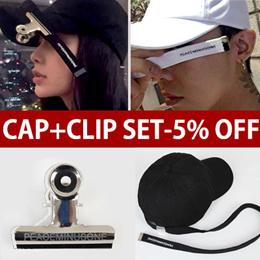 ★当日発送★(SET -5%)CLIP+スーパーロングストラップボールキャップロゴプリントバージョン/G-DRAGON スタイル