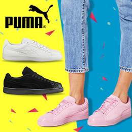 PUMA WOMENS LIFESTYLE SHOES SNEAKERS SUEDE JELLY GIRLS SHOE FOOTWEAR CASUAL 68679245e