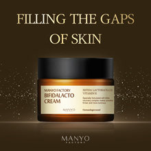 [Manyo Factory HQ Direct operation] ★Bifida Cream★High nourishing skin renewal Bagel cream