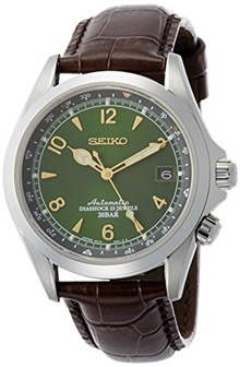 [Seiko] SEIKO watches MECHANICAL mechanical alpinist Automatic (with manual winding) SARB017 Men s