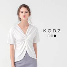 KODZ - Knot Basic Tee-171653-Winter