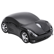 New Car Shape Wireless Optical Mouse Mice For Laptop PC USB Receiver AP