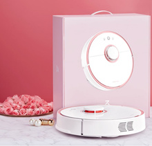 Xiaomi Robot Cleaner 2nd Generation S51 Rose Gold Special Gift Set
