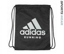 Adi das Run Gym Bag - Black S96355
